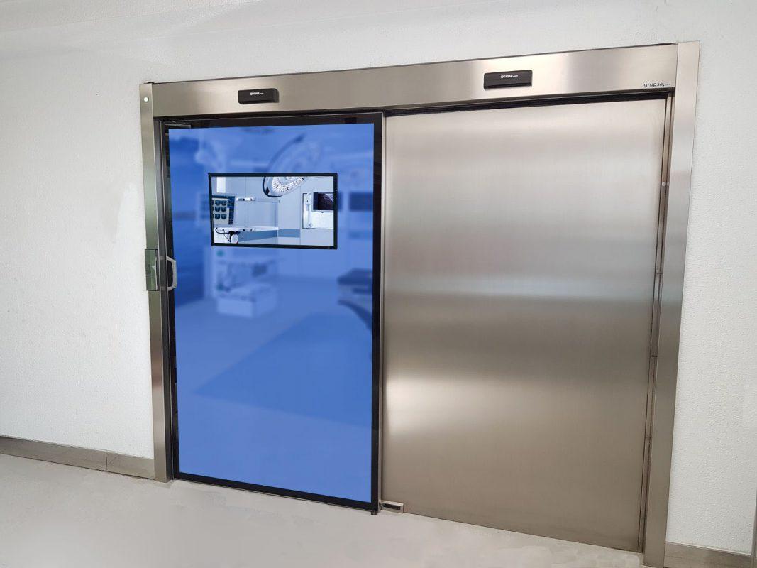 HermeticHospital Sliding DoorsCS-10